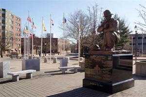 Firefighters' Memorial Brockton