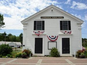Town Hall - Lakeville, MA